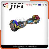 6.5 pouces de scooter de dérive de pneu d'équilibre solide d'individu