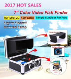 """7 do """" câmera subaquática da pesca LCD HD"""