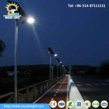 5m 6m 7m 8m de altura de polo de lámparas solares