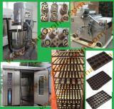 Linea di produzione del biscotto della fabbrica di Smalll (forno, miscelatore, macchina dei biscotti)