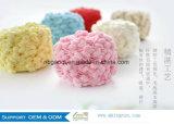 Fancy fibras, hilados de chenilla, Rainbow Color hilo hilado acrílico