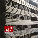 Aço da canaleta (5#-40#) para a construção