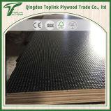 Antideslizante en dos tiempos prensado en caliente Sr. / WBP / fenólico pegamento Reciclaje de carpintería / Construcción / Encofrado Encofrado / Madera contrachapada Hormigón
