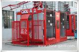 Gaoli Aufbau-Hebevorrichtung Sc320/320 für Materialien u. Passagiere