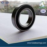 Rodamientos de bolas de poco ruido de la alta precisión de F&D CBB 6008 2RS