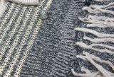 Акриловый связанный шарф для шали зимы вспомогательного оборудования способа женщин