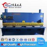 De hydraulische Scherende Machine Om metaal te snijden van de Guillotine van de Machine QC11K