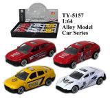 Het hete Grappige Matrijs Gegoten ModelStuk speelgoed van de Auto