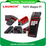 2017 Novo liberado iniciar X431 Diagun 4 Função de actualização do idioma lançamento livre X431 X431 do lançamento do Software Diagun Diagun IV Scanner de carro