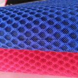 Tela de engranzamento diferente do ar do poliéster da cor 3D
