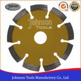 105-230mm: Láser Cortador de asfalto asfalto de diamantes de la hoja de sierra