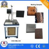 Máquina del laser del CO2 para marcar no fuente de rayo láser del mejor efecto material del metal