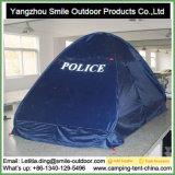 Rapides extérieurs de Taiwan sautent vers le haut la tente pliable de police