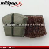 Крюк и петля подложку сухой шлифовки блока Werkmaster конкретные