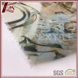 Tela de la gasa de la seda de la impresión el 100% de Digitaces