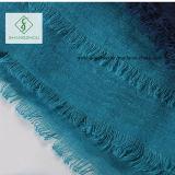 Tr-Baumwollebenen-Schal mit Franse-Dame Fashion Scarf Factory