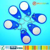 Toegangsbeheersysteem slimme 125kHz TK4100 RFID keyfobs keychain