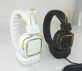 Vente à chaud des basses profondes ordinateur audio filaire/ Casque de téléphone mobile