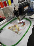وحيد رأس 12/15 حوسب ألوان تطريز آلة لأنّ غطاء تطريز [تجيما] تصميم سعر في الصين