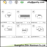 5000 Reeks van het Aluminium Heatsink van het Bouwmateriaal voor Machines