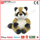 En71 het Pluche Gevulde Dierlijke Zachte Stuk speelgoed van de Wasbeer voor de Jonge geitjes/de Kinderen van de Baby