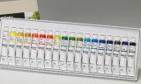 18 colores buen rendimiento pintura del artista Set