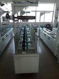 Windowsかドアの装飾的なPVCによって覆われるTUVによって証明される木工業包む機械