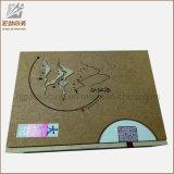 2016 nuevo de la venta la caja de joyería de papel personalizado embalajes para contenedores