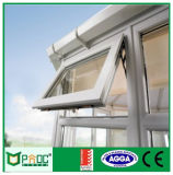 Aluminum Alloy Awning Window, Top Hung Window with As2047