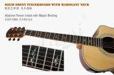 熱い販売の高い等級のハンドメイドの電気アコースティックギター