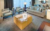 Frisches Griechenland-blaues Sofa-Möbel-Wohnzimmer für Hotelzimmer