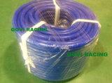 Blue Siliocne calentó la manguera 6X11 / 8X13cm para el gas que agota