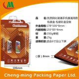 Новая подгонянная ясная цветастая коробка упаковки хранения PVC пластмассы 2016