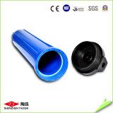 Portable cárter del filtro de agua de 5 pulgadas en sistema del RO