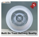 Aluminium HVAC-Kreisdecken-Gitter-Luft-Diffuser (Zerstäuber)