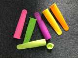 Fabricante colorido do Lolly de gelo do silicone