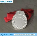 習慣のスポーツメダル金属のクラフトのバスケットボールメダルは記念品を与える