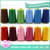 Différents types de threads en ligne Wooly Nylon Bobbin Quilting Thread