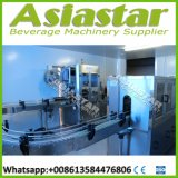 2017 Funda de botella de plástico automática máquina de etiquetado retráctil