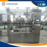 Máquina de rellenar 3in1 de la bebida automática para la botella de cristal