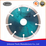 Lâmina de serra de segmento sinterizado de 115 mm para uso geral