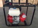 L'essence de la pompe à eau du moteur avec le fer corps de pompe