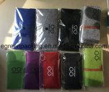 Bolsa de feltro, Bolsa, Caso para lentes de óculos /Óculos de marca personalizada com etiqueta (F4)