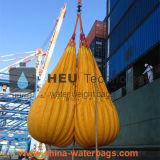 35t de testende Zak van de Ballast van het Gewicht Water Gevulde voor Kraan