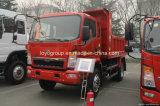 Sinotruk 판매를 위한 새로운 Huanghe 4X2 화물 덤프 트럭