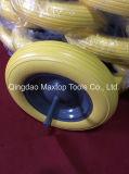350-8line 패턴 PU 거품 바퀴