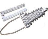 Abrazadera resistente Pnxj cuña Tipo de aleación de aluminio El exceso de tensión