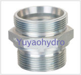 (DIN2353) Tipo hidráulico encaixes da mordida