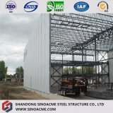 La Chine multi fonctionnelle Structure en acier de construction préfabriqués