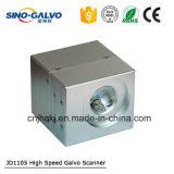 Mini explorador del Galvo Jd1105 para el sistema de la marca del laser
